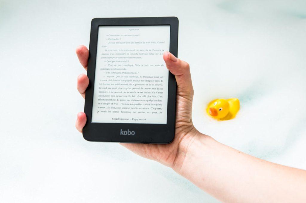 use e-reader for kids